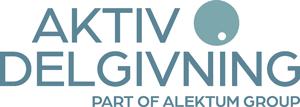 Aktiv Delgivning Logotype